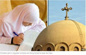 Christian children KICKED OUT of school for refusing to wear hijab or recite Koran